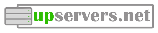 نشان upservers.net Professional Internet Solutions